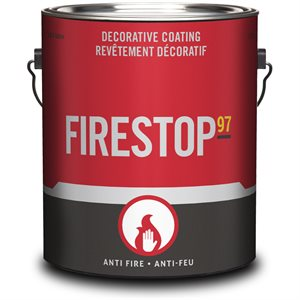 FIRESTOP 97 (BLANC TEINTABLE)