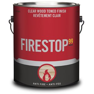 FIRESTOP 99 (CLAIRE TEINTABLE)