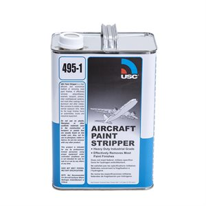 USC495-1 – AIRCRAFT PAINT STRIPPER 3.78L