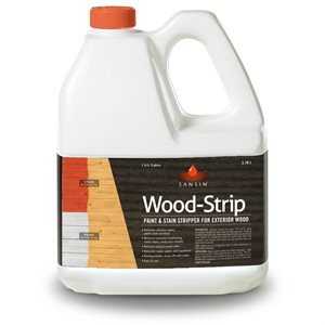 PAINT & STAIN REMOVER (WOOD STRIP)