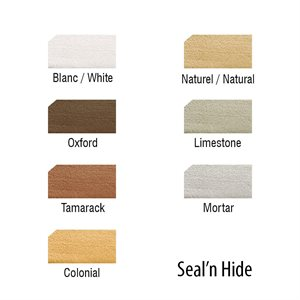 SEAL'N HIDE TIMBER TECK - WHITE - 20 OZ